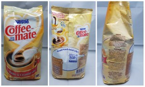 Coffee-Mate 450 Grams Pouch / Soft Pack. Thailand Origin.