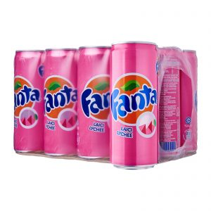 Fanta Lychee Malaysia Nuova International Singapore