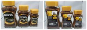 Nescafe Gold Blend 200 / 100 / 50 Gram Bottle. Malaysia Origin